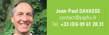 Jean Paul Davasse contact Sapho